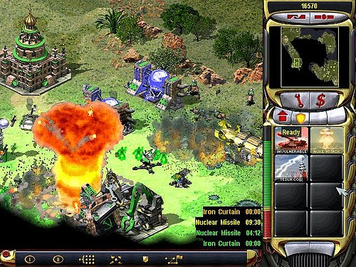 100 free games command & conquer map editor